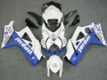 Fairings Suzuki GSXR 1000 White & Blue Jordan Racing  (2007-2008)
