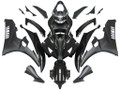Fairings Yamaha YZF-R6 Contrast Black R6 Racing (2006-2007)