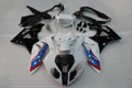 Fairings BMW S1000RR White Black SRR Racing (2009-2014)