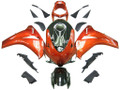 Fairings Honda CBR 1000 RR Orange Metallic & Black Honda Racing (2008-2011)