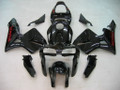 Fairings Honda CBR 600 RR Black Honda Racing (2005-2006)