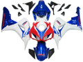 Fairings Honda CBR 1000 RR Red White Blue HRC Racing (2006-2007)