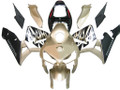 Fairings Honda CBR 600 RR Gold & Black Tribal Tatoo Racing (2005-2006)