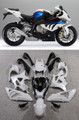 Fairings BMW S1000RR White Blue SRR Racing (2009-2014)