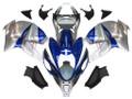Fairings Suzuki  GSX1300R Hayabusa Silver and Blue Hayabusa Racing  (1996-2007)