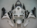 Fairings Honda CBR 600 RR White & Black CBR Racing (2005-2006)