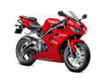 Fairings Triumph Daytona 675 Red Daytona Racing (2006-2008)