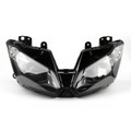 Headlight Assembly Headlamp Kawasaki ZX-6R (2013-2015) Clear