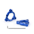 Fork Preload Adjusters Ducati 1098 748 916 996 998 999 22mm Blue