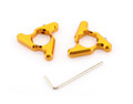 Blade Fork Preload Adjusters Ducati 1098 748 916 996 998 999 22mm Gold