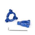 Fork Preload Adjusters CBR 600 1000RR Kawasaki ZX6R Z 1000 19mm Blue