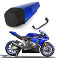 Seat Cowl Pillion Rear Passenger Tandem Cover Yamaha YZF-R1 2015-2018 Blue