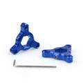 Fork Preload Adjusters Z 750 R1 GSXR 1000 14mm Blue