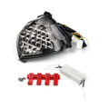 LED Tail Light With Turn Signal Yamaha YZF R1 (2004-2006) Smoke