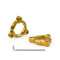 Fork Preload Adjusters Ducati 1098 748 916 996 998 999 22mm Gold