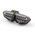 Integrated LED Tail Light Signals Yamaha YZF R6 (03-05) R6S (06-08) Smoke