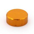CNC Brake Fluid Reservoir Cap Honda CBR600RR CBR1000RR CBR900RR CBR929RR CBR954RR (All Year) Gold