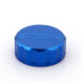 CNC Brake Fluid Reservoir Cap Honda CBR600RR CBR1000RR CBR900RR CBR929RR CBR954RR (All Year) Blue