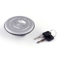 Fuel Gas Cap Key Lock Set Honda CBR500R CB500 (13-15) CBR300R CB300 (15-18) CBR250R (10-13) OEM Style 17620-MCB-611