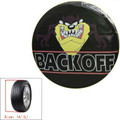 "16"" Spare Wheel Storage Bag Tire Cover Pouch Soft Case Tasmanian Devil Protector"