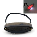 Tail Light LED License Tag illumination Running Universal Fit, Smoke