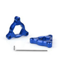 Fork Preload Adjusters Ducati 1098 17mm Blue
