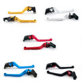 Standard Staff Length Adjustable Brake Clutch Levers Kawasaki NINJA 250R 2008-2012 (F-25/K-25)