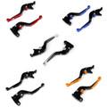 Staff Length Adjustable Brake Clutch Levers Honda CBF600 CBF600SA 2010-2013 (F-18/H-607)