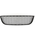Honeycomb Style Front Center Lower Bumper Grille VW Polo 9N3 GTI (05-09)