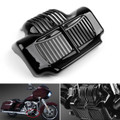 Stock Oil Cooler Cover For 11-15 Harley Touring Electra Road Street Glide Black