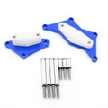 Engine Stator Cover Crash Pad Slider Protector For 15-17 Kawasaki Z800, Blue