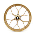 "17"" Front Wheel Rim For Honda CBR1000RR 2006-2016 CBR-1000RR CBR 1000RR Gold"