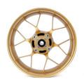 """17"""" Rear Wheel Rim For Honda CBR1000RR 2006-2016 CBR-1000RR CBR 1000RR Gold"""