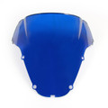 Windshield WindScreen Double Bubble Honda CBR929RR (2000-2001) Blue