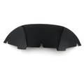"7"" Tint Windshield Windscreen Harley Davidson Electra Glide, Street Glide, Ultra Classic and Trike models (1996-2013) Black"