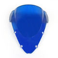 Windshield WindScreen Double Bubble Honda CBR600 F4i (2001-2007) Blue