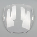 Windscreen Windshield Honda CBR 600 F3 (1995-1998), Double Bubble, Clear