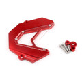 CNC Aluminum Front Sprocket Cover YAMAHA MT-09 (2013-2014) Red