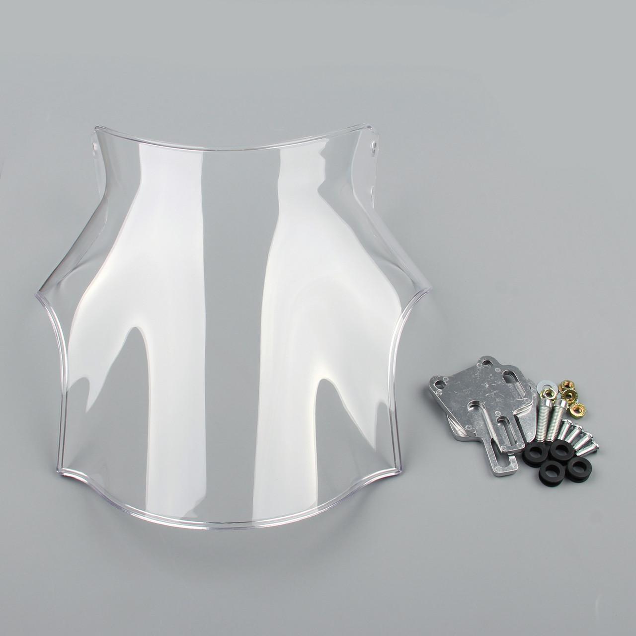 Windscreen Windshield Honda CB 250 400 600 750 900 919 1000 1100SF 1300 Clear
