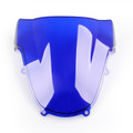 Windshield WindScreen Double Bubble Suzuki GSXR600/750 (01-03) GSXR1000 (01-02) Blue