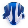 Windshield WindScreen Double Bubble Suzuki GSXR 1000 (2005-2006) K5 Blue