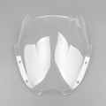 Windshield WindScreen Double Bubble Hyosung GT125 GT250R GT650R Clear