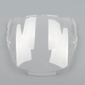 Windscreen Windshield Honda CBR 600 F2 (1991-1994), Double Bubble, Clear