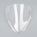 Windscreen Windshield Suzuki GSXR600 GSXR750 K6 (2006-2007) Double Bubble Clear