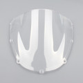 Windscreen Windshield Honda CBR 954 RR (2001-2003), Double Bubble, Clear