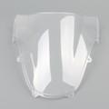 Windscreen Windshield for  Suzuki GSXR600/750 (01-03) GSXR1000 (01-02) Double Bubble, Clear