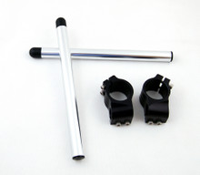 Clip-On 43MM Racer Handlebars Buell M2L Cyclone (2002), M2 Cyclone (1997-2002)