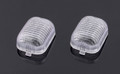 Front Indicators Turn Signals Lens for BMW F650GS (1997-1999), Clear