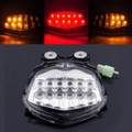 Integrated LED TailLight Turn Signals For Kawasaki EX250/Ninja 250R 2008-2012