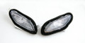 Front Turn Signals For Lens Honda ST1300 2002-2009 Clear